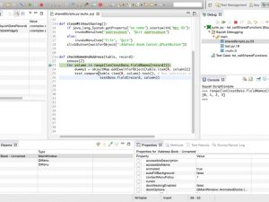 Squish tip of the week: Using variable values in the Squish Script Console