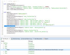 How to override the location associated with test results with test.fixateResultContext and restoreResultContext