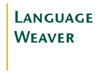 Languageweaver Logo