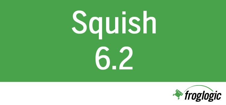 Squish GUI Tester 6.2