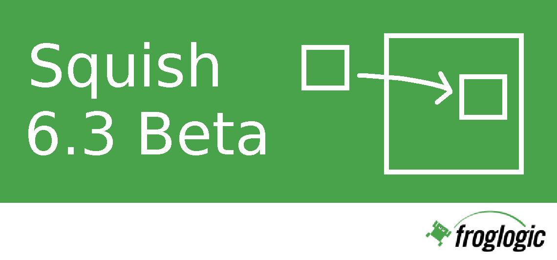 Squish 6.3 Beta Release