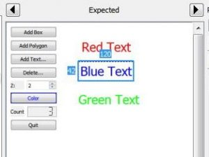 Squish Tip: Verification of Text Colors