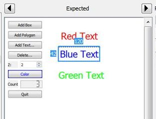 Squish Tip Verification Of Text Colors Froglogic