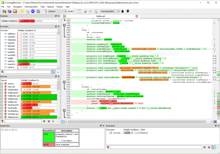 froglogic Releases Code Coverage Tool for Qt Quick and QML