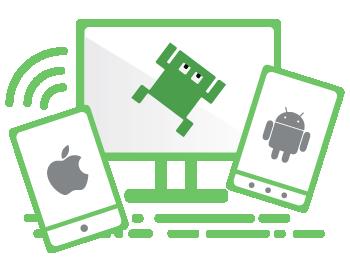 Mobile GUI Testing