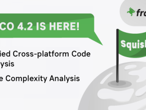 Squish Coco 4.2 introduces Code Complexity Metrics And Unifies Cross-platform Code Analysis