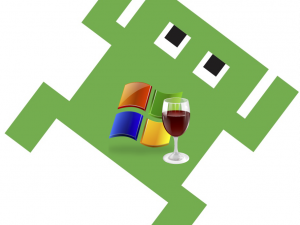 Automate UI Testing of Windows applications under Wine on Linux