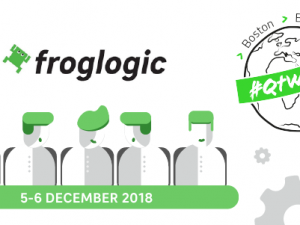 Meet froglogic, the Makers of Squish for Qt, at the Qt World Summit in Berlin