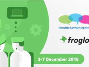 Find froglogic at This Year's Embedded Software Engineering Kongress in Sindelfingen