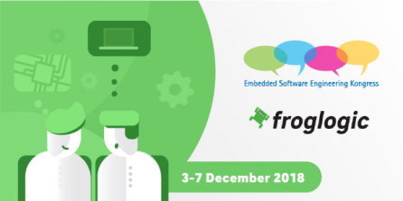 Meet froglogic at this year's ESE Kongress