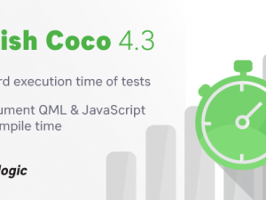 Track Test Execution Time with the New Release of Squish Coco 4.3