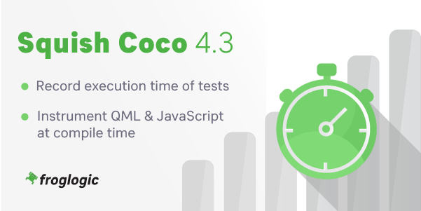 Squish Coco 4.3 Product Release Logo