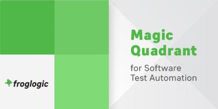 froglogic Magic Quadrant Graphic