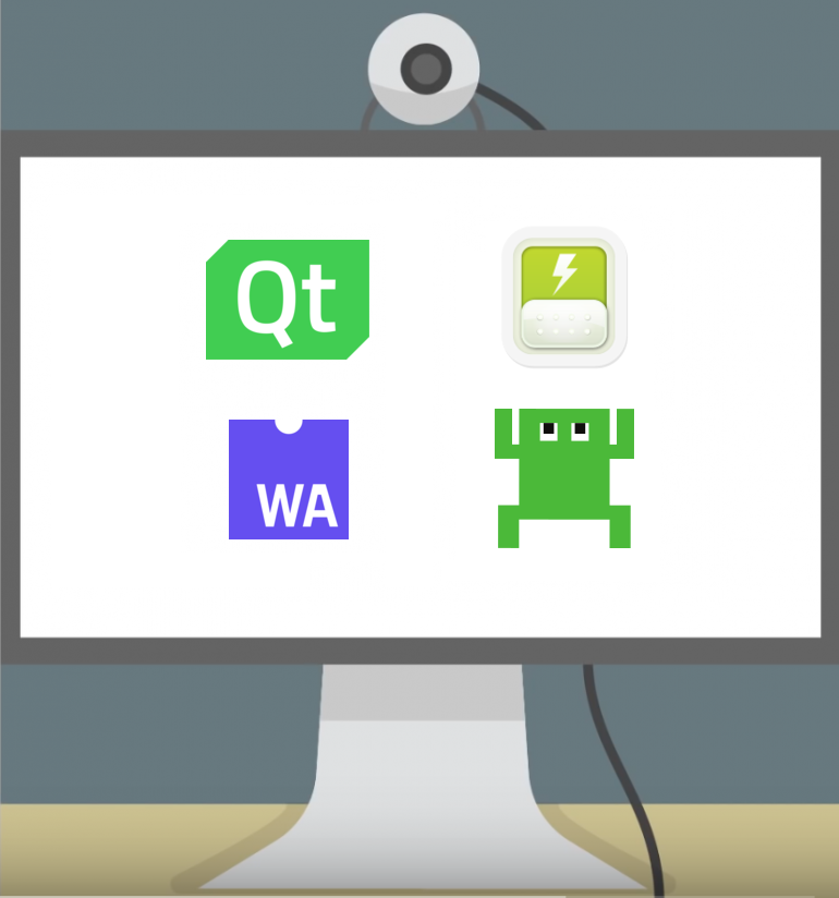 Qt for Web Assembly Support in Squish • froglogic
