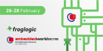 froglogic @ the Embedded World 2019