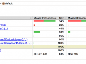 Integrating Java Code Coverage Tools With Squish Tests