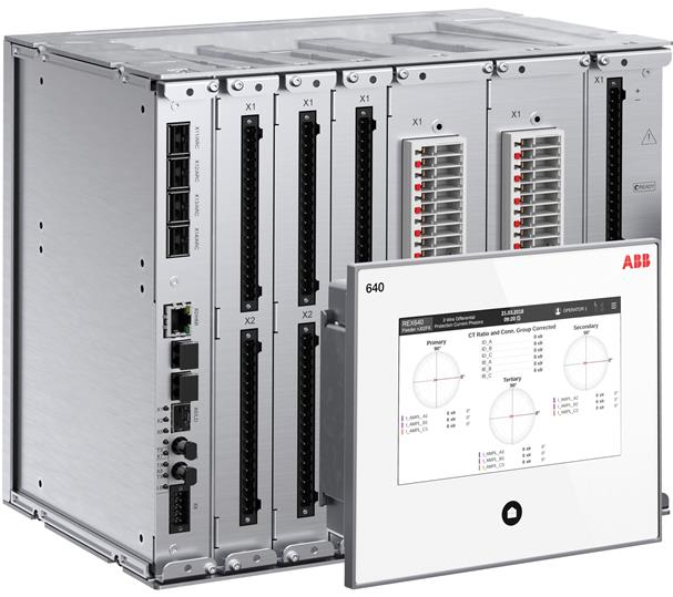 ABB Protection Relay