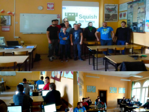 «Squish is a powerful tool.» Students at Collegium Balticum Get Their First Training on the Squish GUI Tester