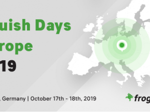 Squish Days 2019: Sign Up for One of Our Full-Day Training Sessions