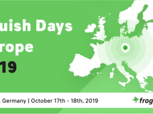Squish Days Europe 2019: View Our Talk Abstracts & Training Session Details
