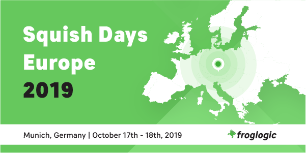 Squish Days Announcment