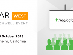Meet froglogic at STARWEST 2019