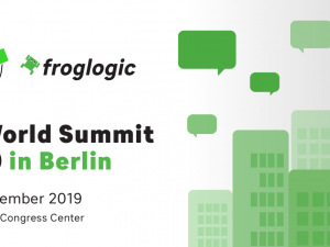 Meet froglogic at Qt World Summit 2019 in Berlin