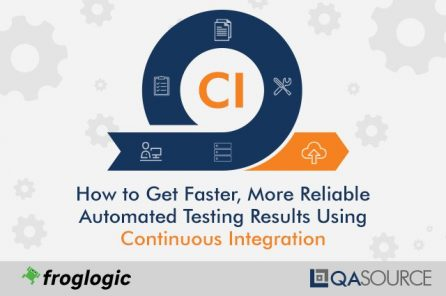 froglogic, QASource partner webinar, Continuous Integration