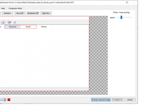 Screenshot Verification Command Line Tools