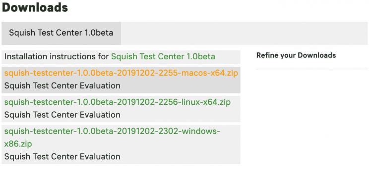 Download Test Center