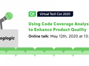 Attend froglogic's Tech Talk at Qt Virtual Tech Con 2020