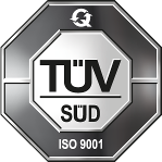 ISO 9001:2015 Certified Quality Management