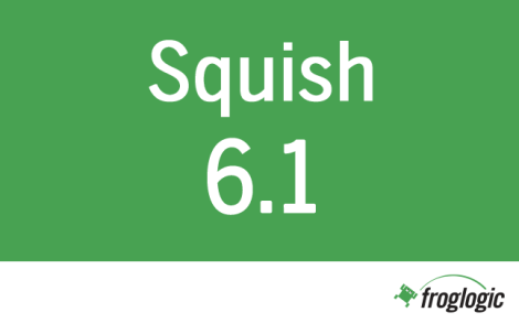 Squish 6.1 Release with Visual Verification Points
